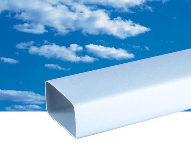 Прямоугольное сечение канала для воздуха