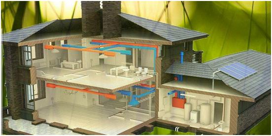Эффективная система приточно-вытяжной вентиляции