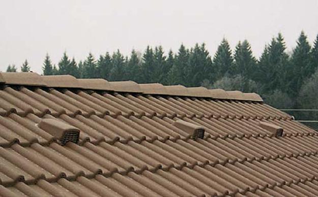 Отверстия на крыше
