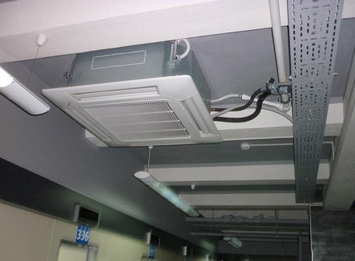 Готовая система воздухообмена